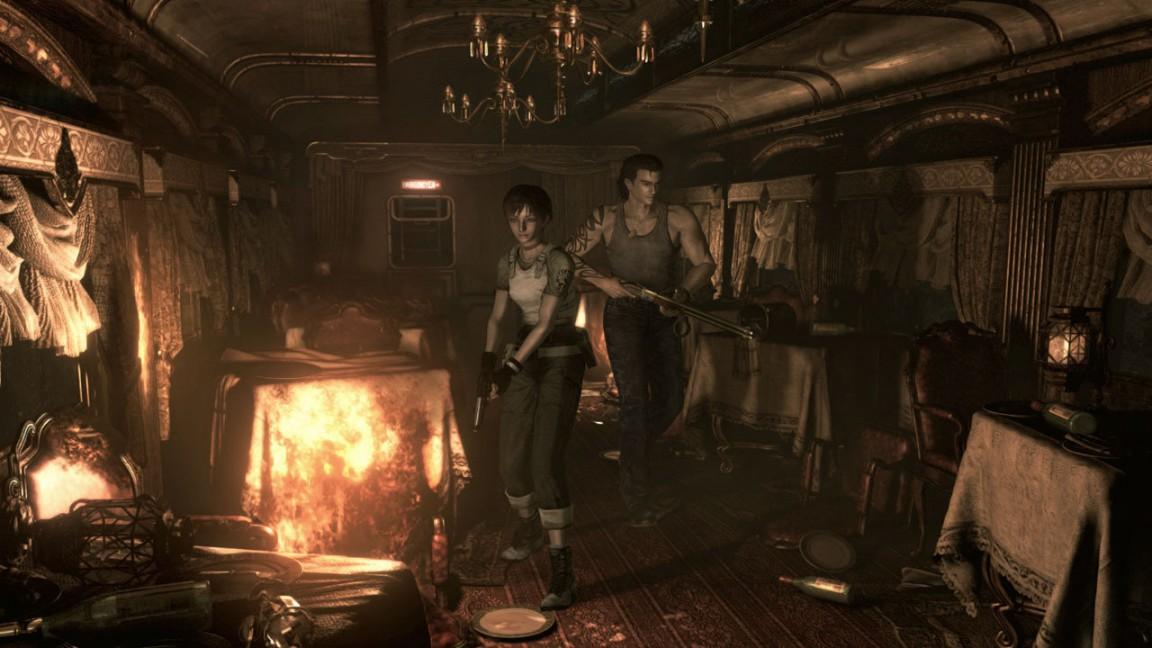 Photo of إعادة الإصدار Resident Evil Zero HD في الطريق