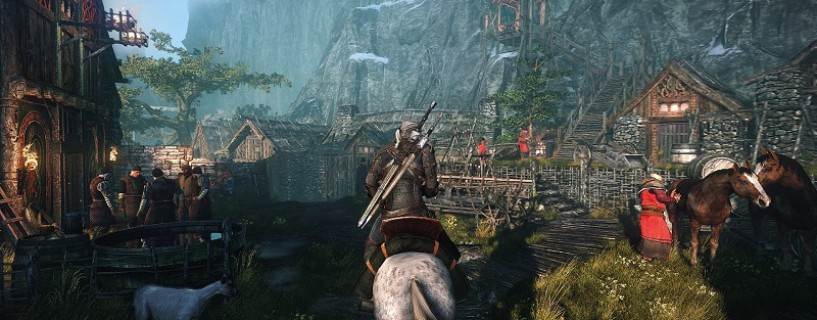 The Witcher 3: Wild Hunt Easter Egg is a nod to Game of Thrones