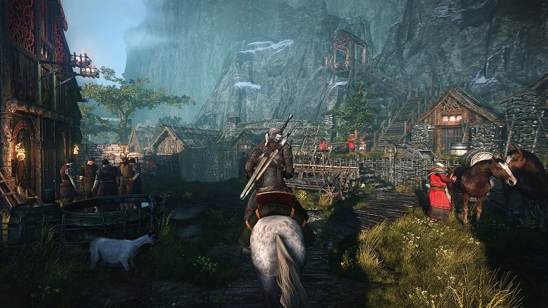 Photo of The Witcher 3: Wild Hunt Easter Egg is a nod to Game of Thrones