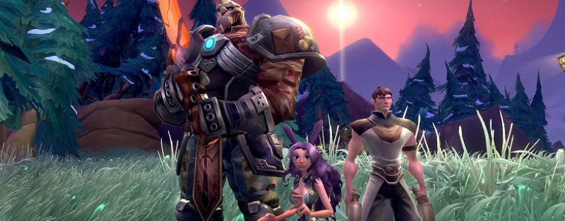 Wildstar will turn Free-to-Play this year
