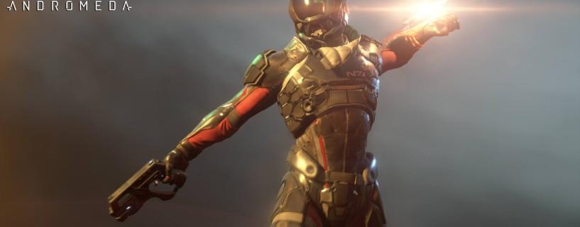 أولى الصور للعبة Mass Effect: Andromeda