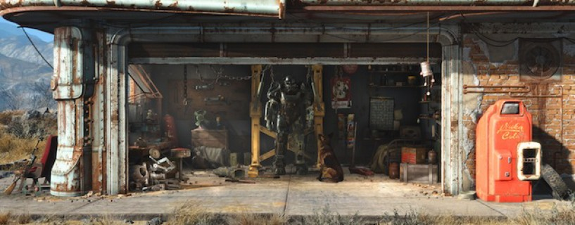 First official trailer for Fallout 4 released