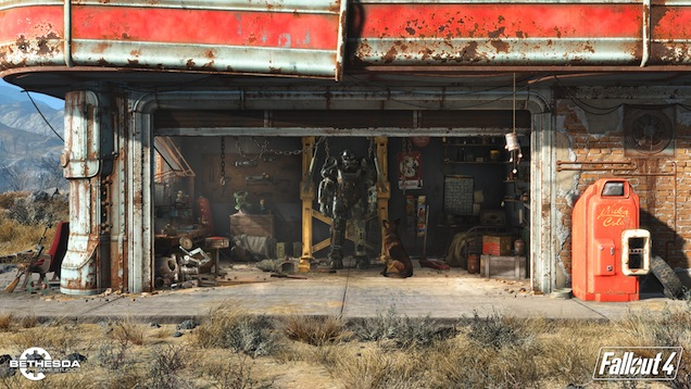 Photo of First official trailer for Fallout 4 released