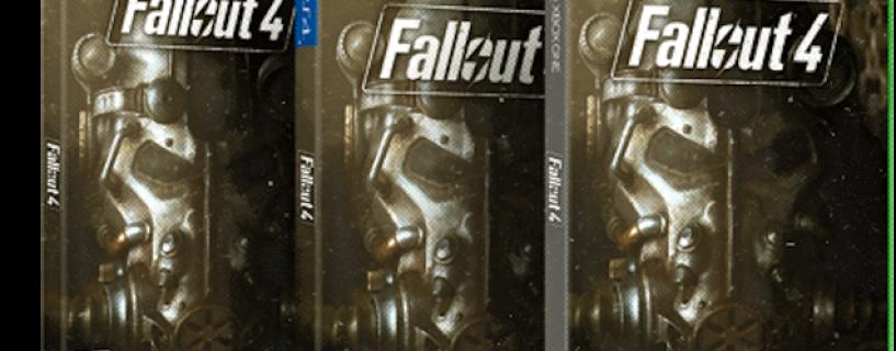 الكشف رسميا عن لعبة Fallout 4