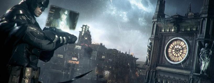 عرض إطلاق لعبة Batman: Arkham Knight