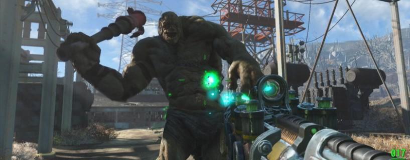 الكشف رسمياً عن دقة الوضوح وسرعة الإطارات في لعبة Fallout 4