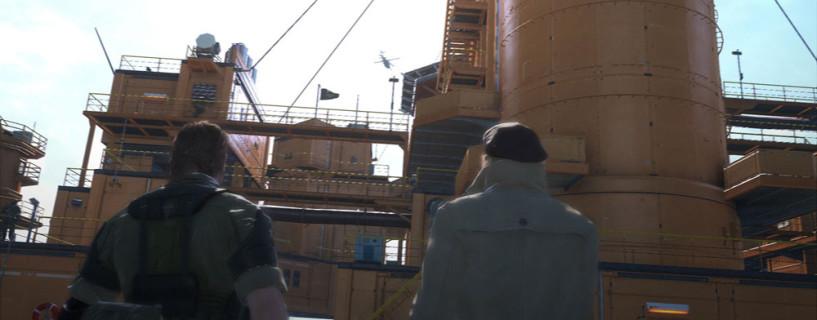 شاهد جميع عروض Metal Gear Solid V: The Phantom Pain من معرض E3 2015