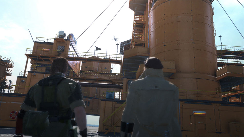 Photo of Watch all of the Metal Gear Solid V: The Phantom Pain E3 trailers here