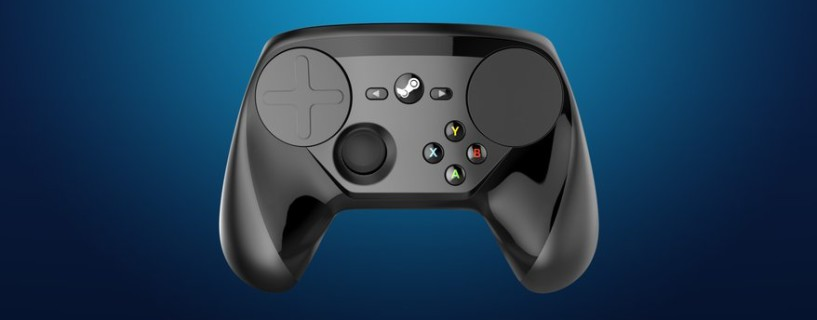 The Steam Controller's final design is here, coming this year