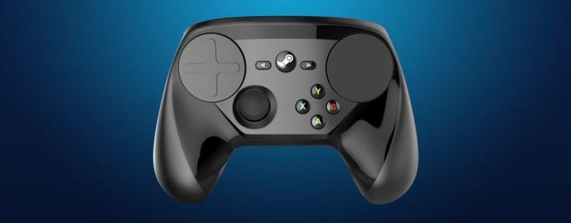 قبضة Steam Controller قادمة رسمياً بتصميمها النهائي هذا العام