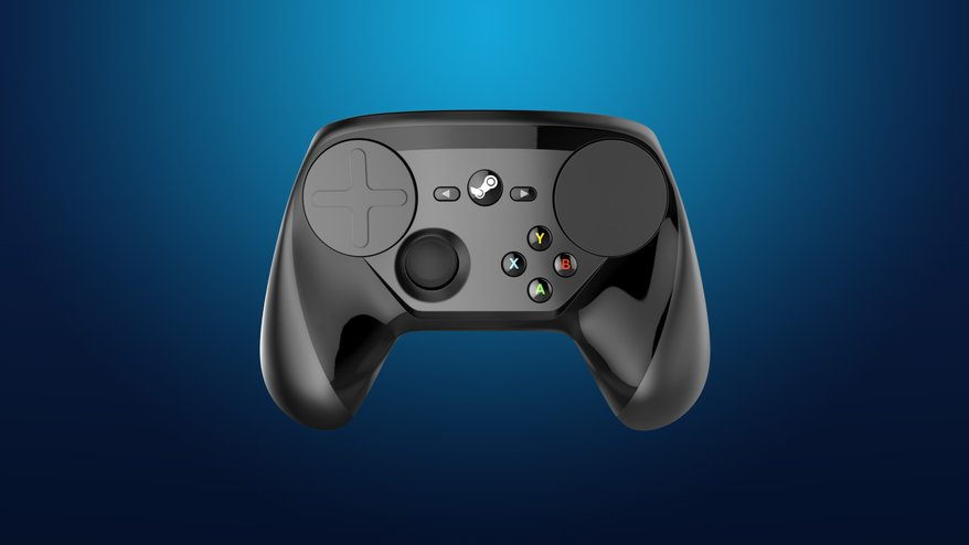 Photo of The Steam Controller's final design is here, coming this year