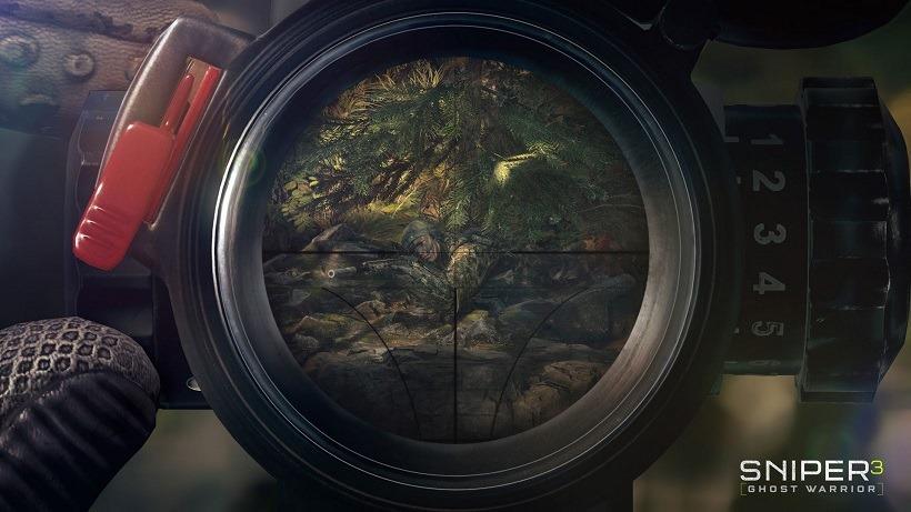 Photo of عرض جديد وصور إضافية للعبة Sniper Ghost Warrior 3