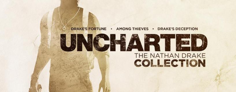 Uncharted: The Nathan Drake Collection قادمة لمنصة البلايستيشن 4 هذا العام