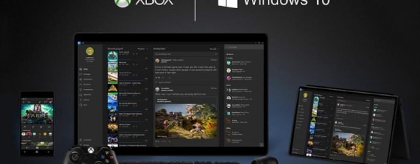 بث ألعاب Xbox 360 سيكون موجود أيضا على Windows 10