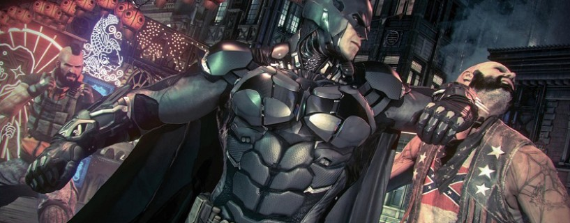 Batman: Arkham Knight sales suspended on PC until the game is fixed