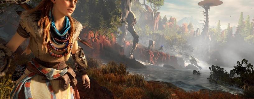 """حصرية البلايستيشن 4 """"Horizon: Zero Dawn"""" لن تمسك بأيادي اللاعبين"""