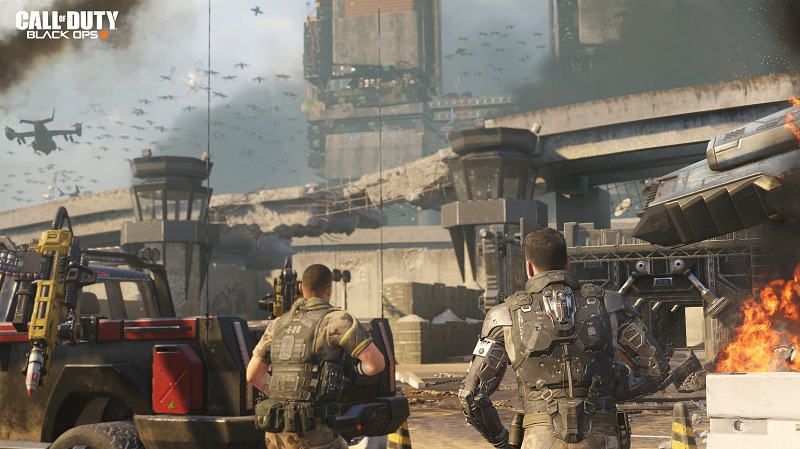 Photo of Activision: عودة ألعاب Call of Duty إلى الحرب العالمية الثانية أمر ممكن