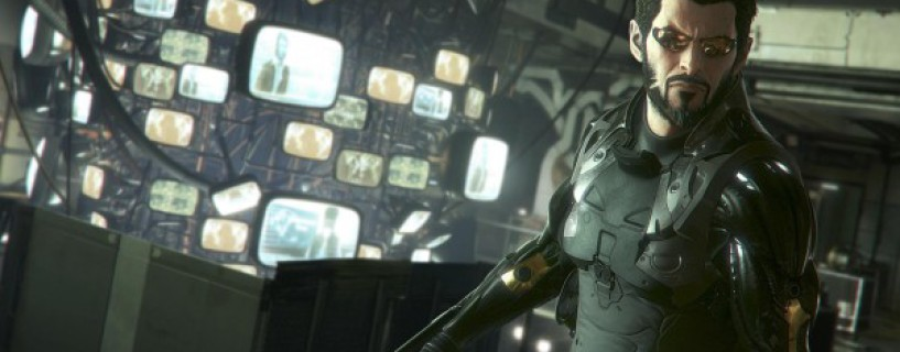 شاهد العرض التقني الرائع لمحرك Deus Ex: Mankind Dividied الرسومي
