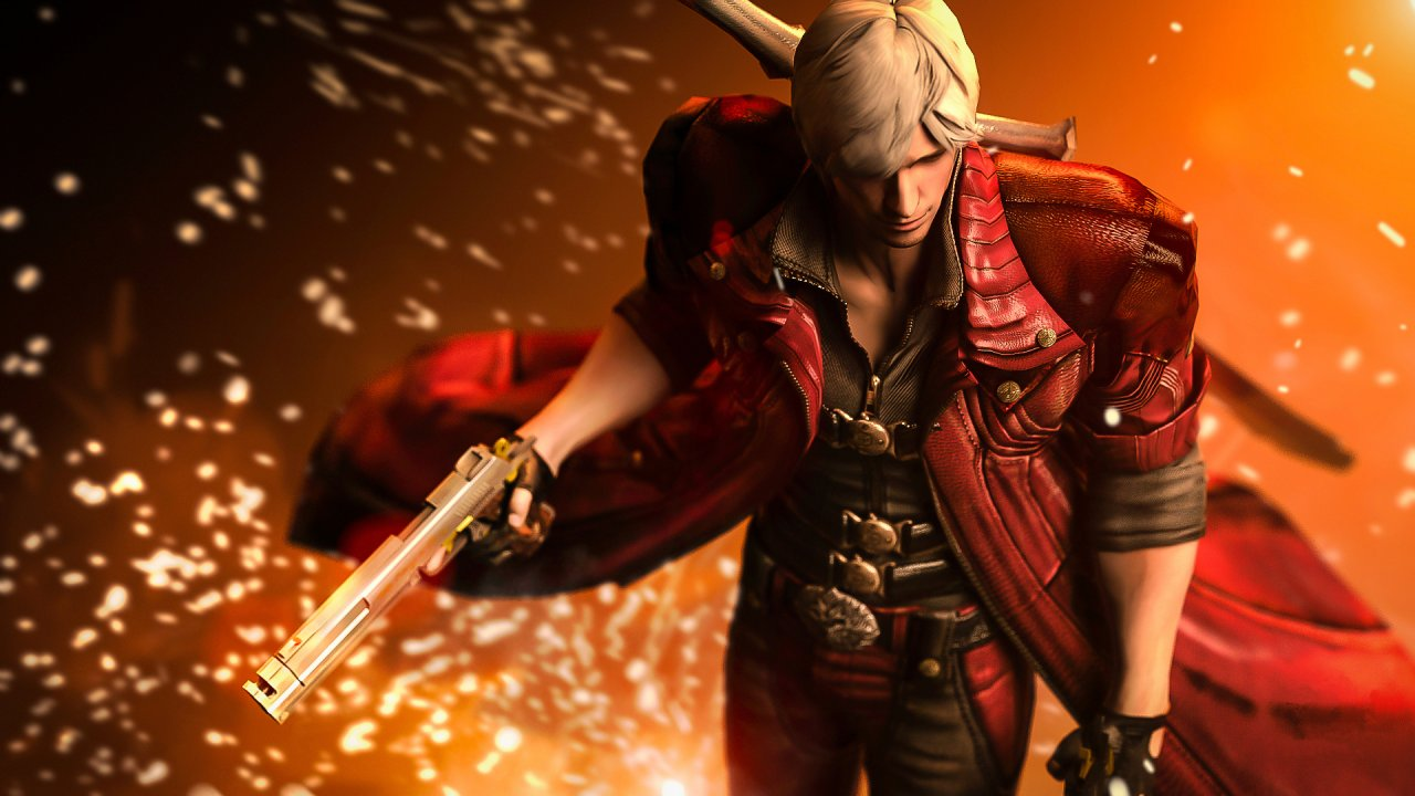 New Videos For Devil May Cry 4 Special Edition Remind Us Of