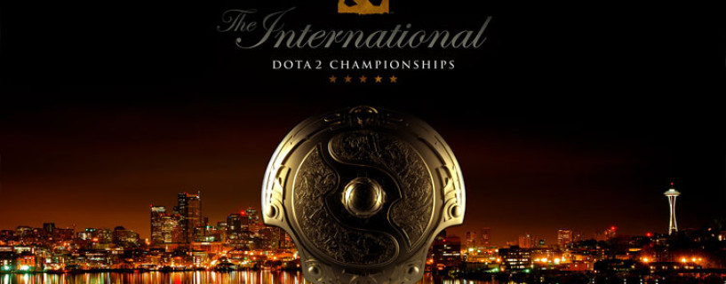 The International gathers the most prize money this year
