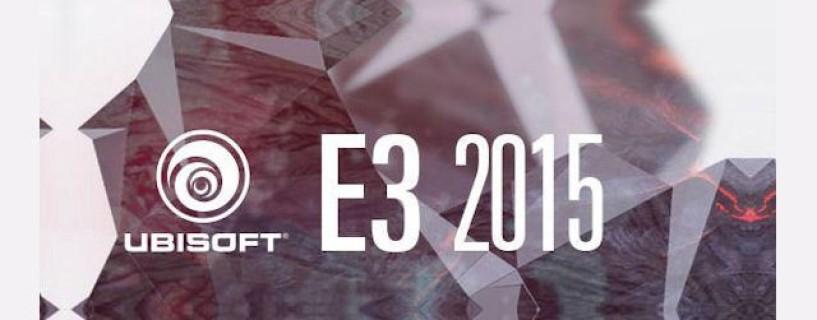 ملخص المؤتمر الصحفي لشركة Ubisoft في E3 2015