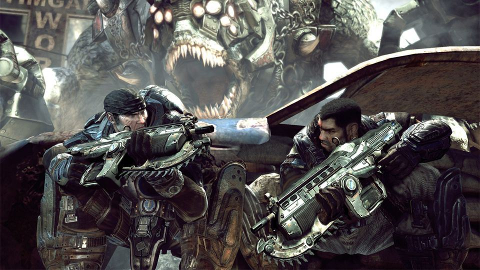 Photo of Over 750,000 people played the gears of war ultimate beta!