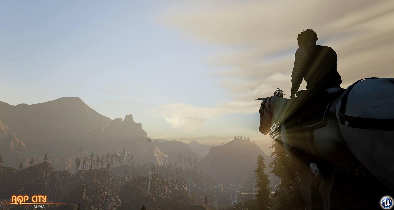 Photo of تخيل Red Dead Redemption وGTA V باستخدام محرك UE4