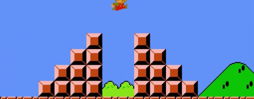 Mario levels are being built by this AI after watching Youtube videos