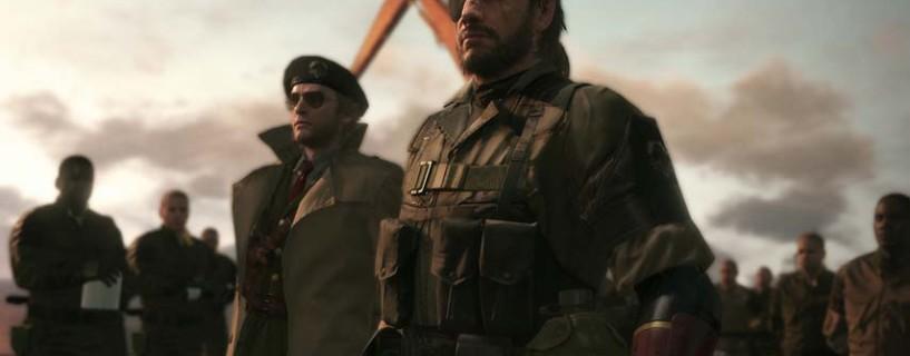 العرض الملحمي الأخير للعبة Metal Gear Solid V: The Phantom Pain آت في E3 المقبل