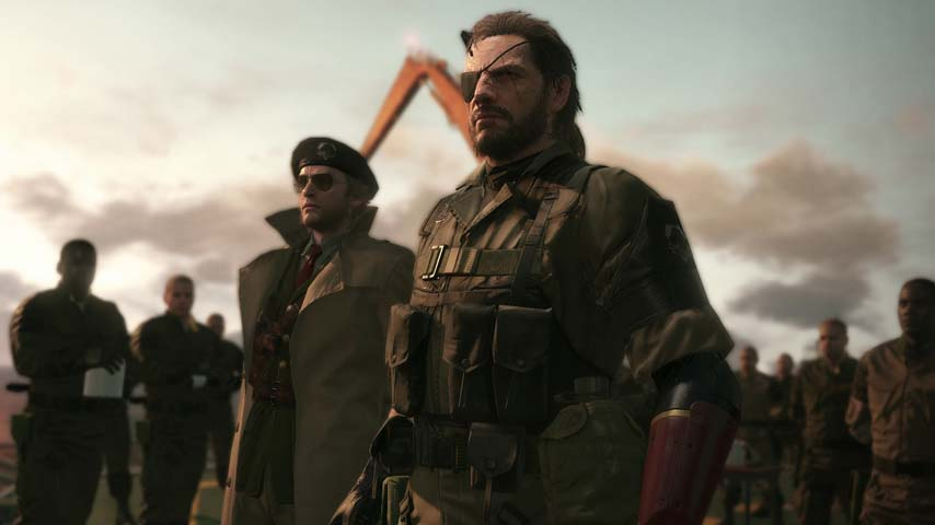 Photo of Last Metal Gear Solid V: The Phantom Pain E3 trailer is going to be epic