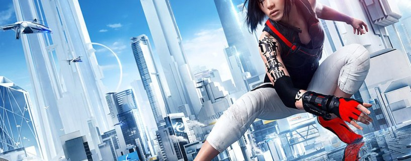 """Upcoming Mirror's Edge game is titled """"Catalyst"""", retells the story"""