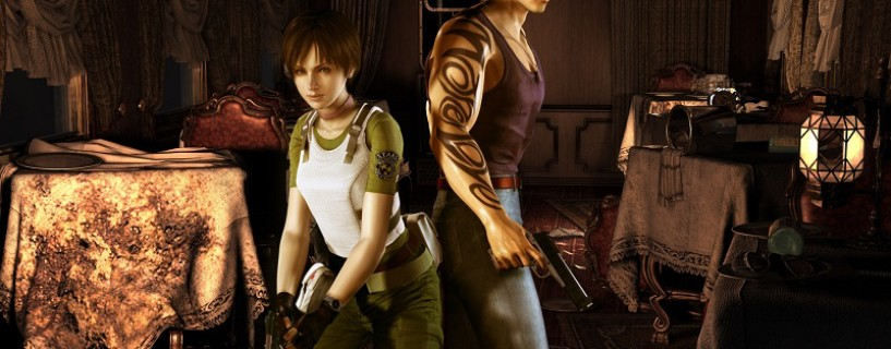 Official reveal trailer for Resident Evil 0 HD is finally here