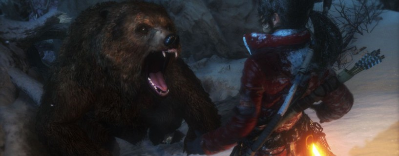 مجموعة من الصور الجديدة  للعبة Rise of The Tomb Raider