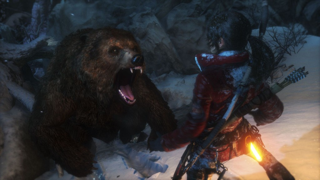 Photo of مجموعة من الصور الجديدة للعبة Rise of The Tomb Raider