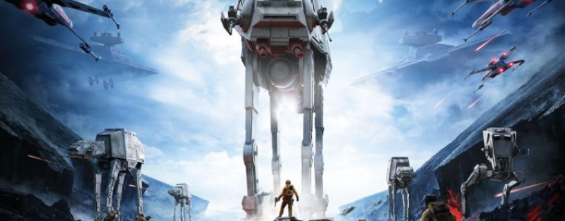 سارع في التسجيل في النسخة التجريبية للعبة Star Wars: Battlefront