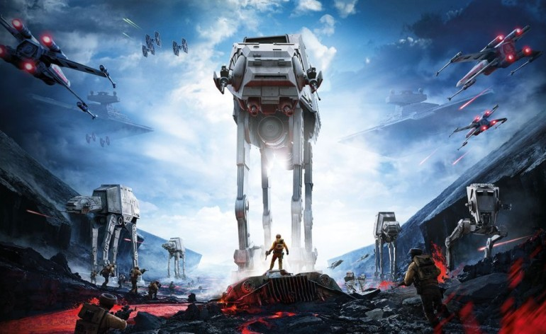 Photo of سارع في التسجيل في النسخة التجريبية للعبة Star Wars: Battlefront