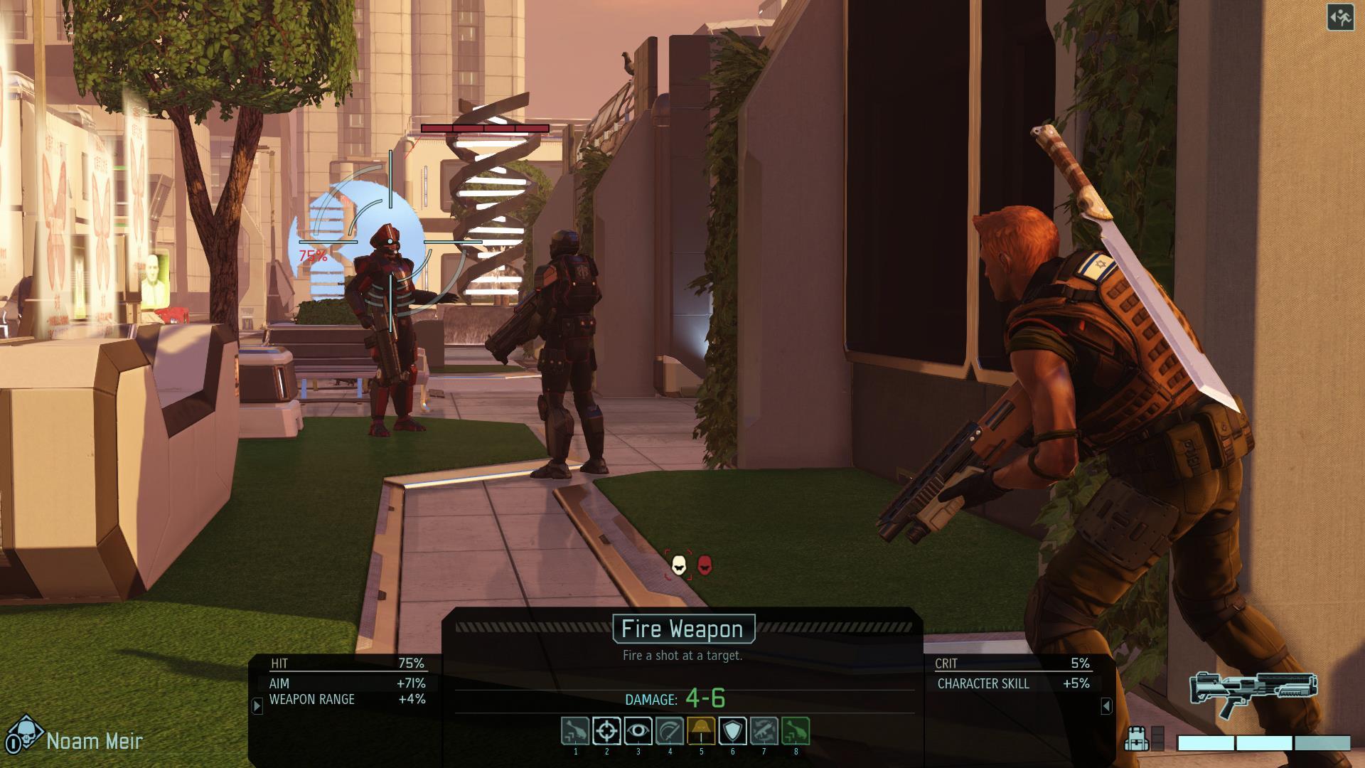 Photo of شاهد عرض لأسلوب اللعب من XCOM 2