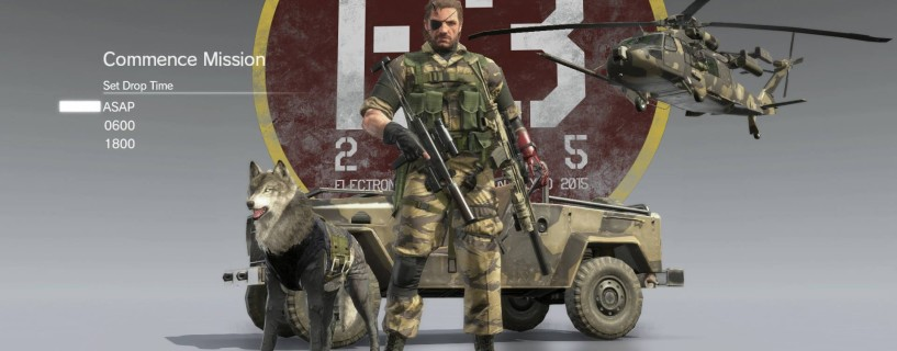 Here are the different ways you can complete a mission in Metal Gear Solid V: The Phantom Pain