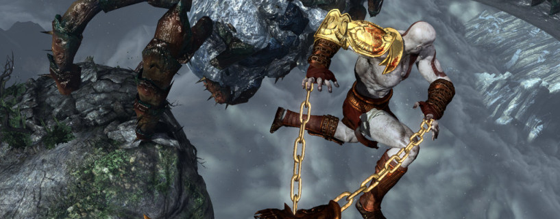 Launch trailer for God of War 3 Remastered released
