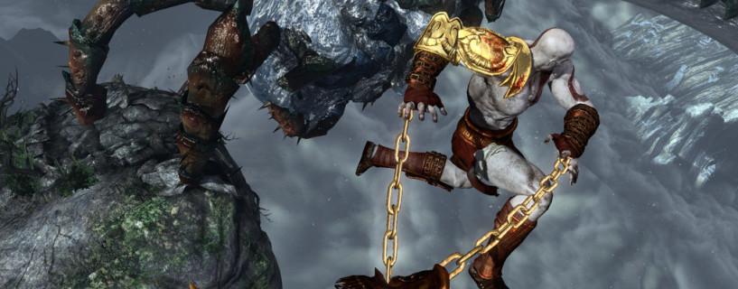 إطلاق عرض إصدار God of War III Remastered بمناسبة صدورها للبلايستيشن 4