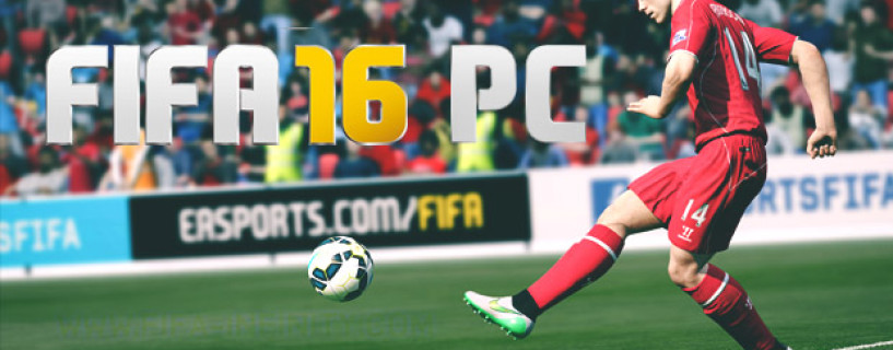 These are your FIFA 16 system requirements