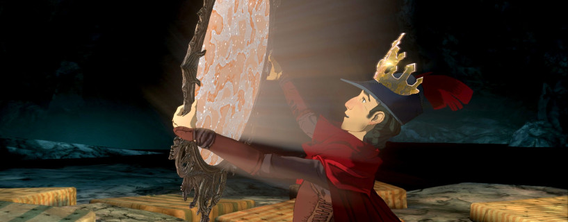 King's Quest gets a release date and a new trailer