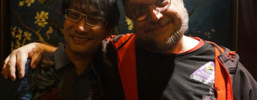 Kojima and del Toro planning for their next project together