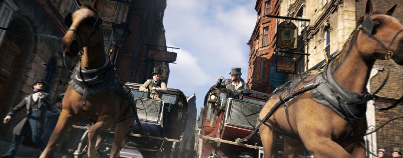 New gameplay footage of Assassin's Creed: Syndicate is full of cartridges fights