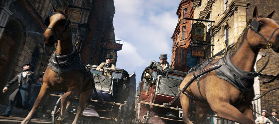 Photo of New gameplay footage of Assassin's Creed: Syndicate is full of cartridges fights