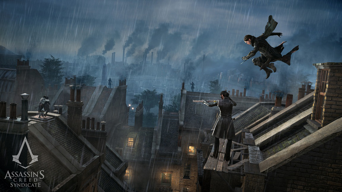 Photo of صور جديدة للعبة Assassin's Creed Syndicate