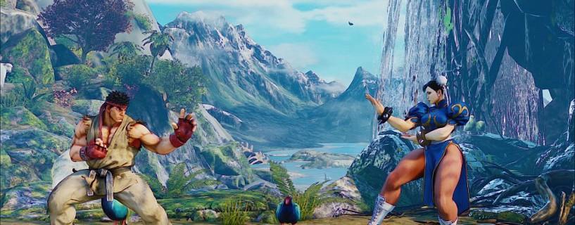مرحلة البيتا التجريبية للعبة Street Fighter V تبدأ هذا الشهر