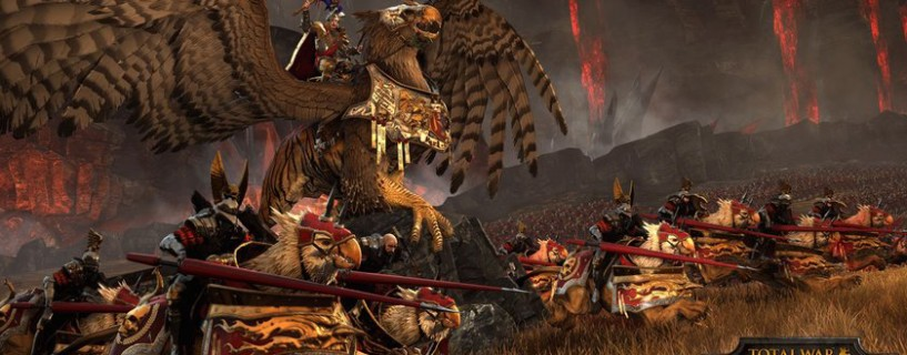 The first in-game cinematic trailer of Total War: Warhammer looks epic
