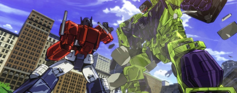 Take a look at the new trailer for the upcoming Transformers game from Bayonetta developers
