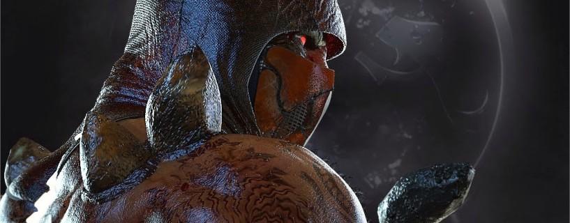 Tremor يعود إلى عالم Mortal Kombat من جديد مع هذا العرض الرائع